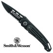 Smith & Wesson Homeland Security Linerlock - Smith & Wesson Homeland Security SW480BS