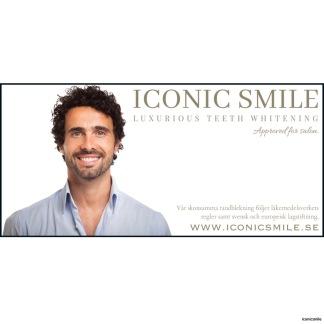 1.3kg flyers! Iconic Smile - Flyers - kille 1.3kg