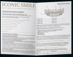 Informationsavtal. Iconic Smile -50% rabatt