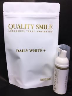 Tandkräm QUALITY SMILE - 5-PACK (124kr/st)