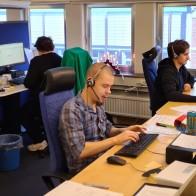Inco marketing telefonsupport telemarketing härlig personal 1 cut