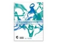 Kollegieblock A5 70g