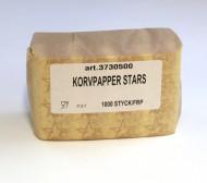 Korvpapper 11x14,5cm 1000/fp