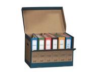 Arkivbox för pärmar