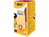 Kulpenna BIC Clic M10 1,0 röd