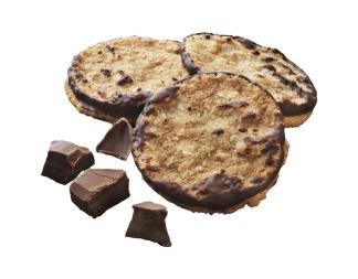 Gille Dubbla Chokladflarn 600g