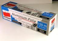 Aluminiumfolie box på rulle 30cmx150m
