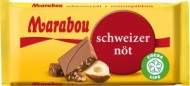 Marabou Schweizernöt 24g
