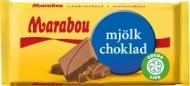 Marabou mjölkchoklad 24g