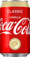 Vanilla Coke 33cl
