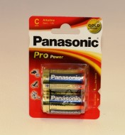 Batteri Panasonic LR14 C