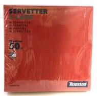Servett 40cm 3-lag 50/fp