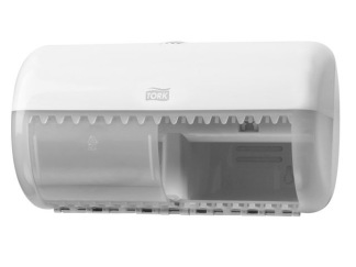 Dispenser toapapper T4 dubbel