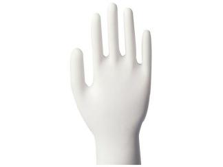 Handske otalkad vinyl transp. 100-pack