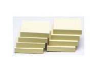 Notes Standard 38x51 mm gul 100blad