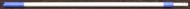 Teleskopskaft aluminium 1-1,8m