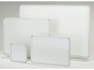 Whiteboard STAPLES emalj 60x45cm