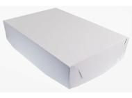 Tårtlock 30x45x9cm vit 100/fp