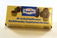 Ischokladformar 40/fp