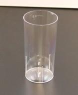 Plastglas 20cl longdrink 10/fp