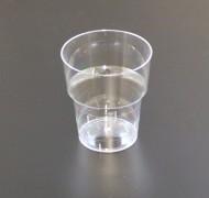 Plastglas hårda 24cl