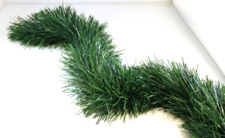Girlang Grön 15cmx2m