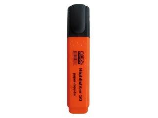 Överstrykningspenna MARVY 50 orange