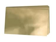 Tårtbricka 295x445mm, guld 100/fp