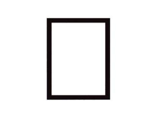 Whiteboard träram A4