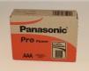 Batteri Panasonic LR 03-AAA pro power - 48/fp