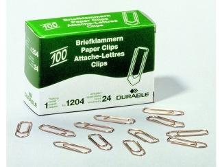 Gem DURABLE 26/32/50/76mm 100/FP Guld