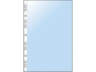 Plastficka A4 0,06mm präglad