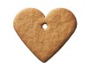 Gille Pepparkakor stora hjärtan 450g