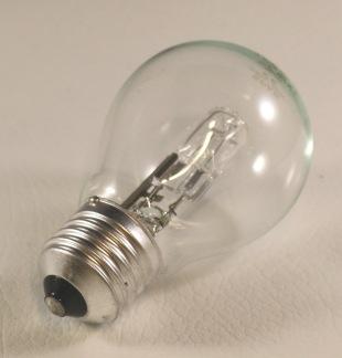 Glödlampa halogen E27 28w klar