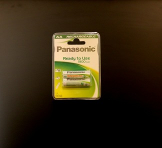 Batteri LR 6-AA Laddningsbar 2-p