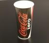 Bägare Coca-Cola 50cl 50/fp