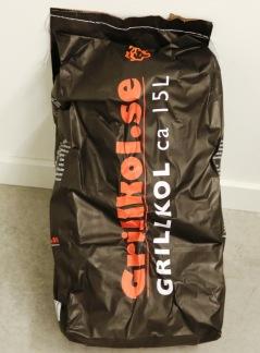 Grillkol 2,5kg