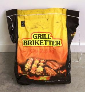 Grillbriketter 2,5kg