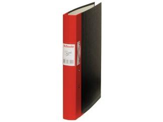 Gaffelpärm JOPA A4 40mm - Röd