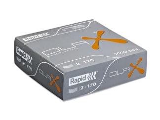Häftklammer RAPID Duax 1000/FP