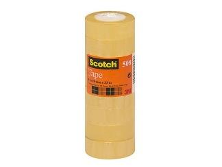 Kontorstejp SCOTCH 508 19mmx33m 8/fp
