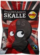 Hallon/Lakritsskallar 90g