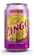 Zingo tropical 33cl