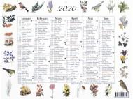 Lilla Naturalmanackan 2020