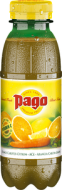 Pago apelsin/morot/citron 33cl PET