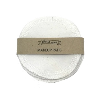 Make up pads 8 st - Vit