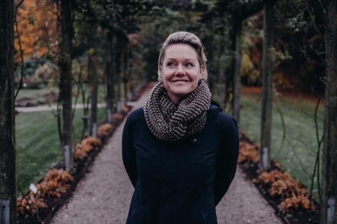 Helena Ivarsson, glädjespridare, konsult & kulturbyggarcoach