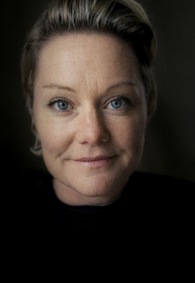 Helena Ivarsson, kulturbyggarcoach (på omodernska; organisationsutvecklare)