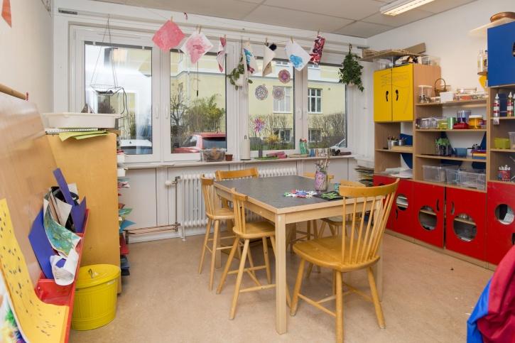 förskola linköping, östergötland, fristående, ekologisk mat, närodlad