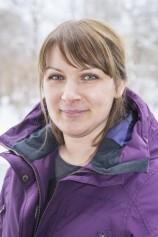 Elin Carlsson, barnskötare